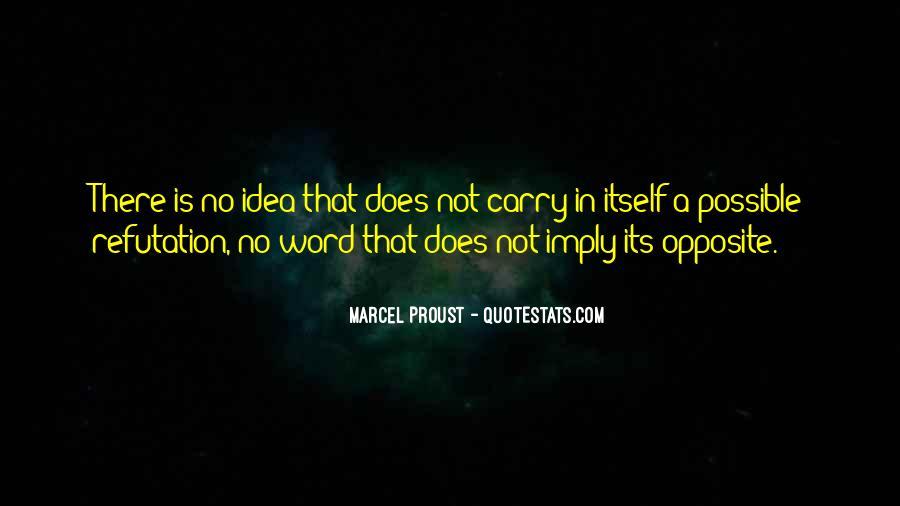 Opposite Word Sayings #1260695