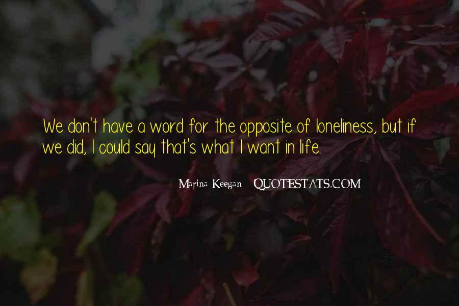 Opposite Word Sayings #1467773