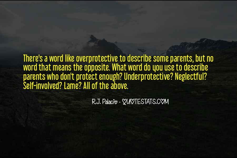 Opposite Word Sayings #736837