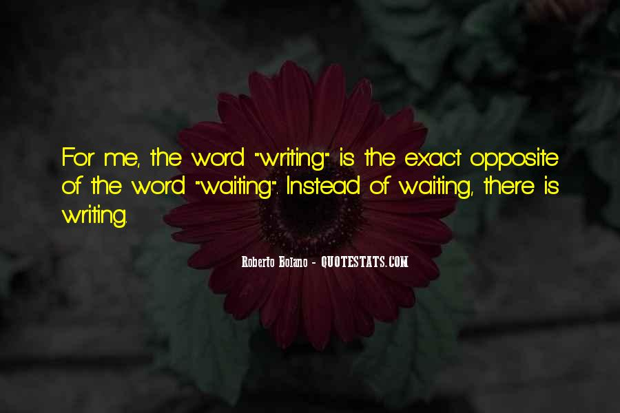 Opposite Word Sayings #789487
