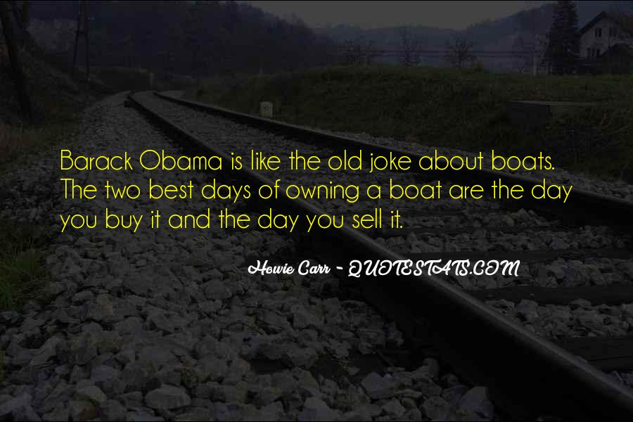 Quotes About Owning A Boat #1807439