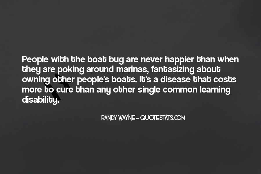 Quotes About Owning A Boat #469354