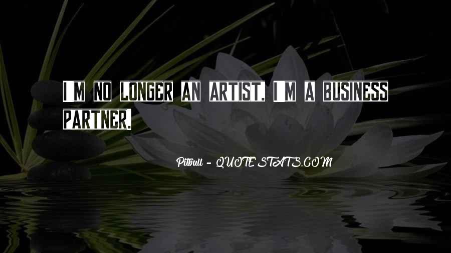 Pitbull Artist Sayings #1396008