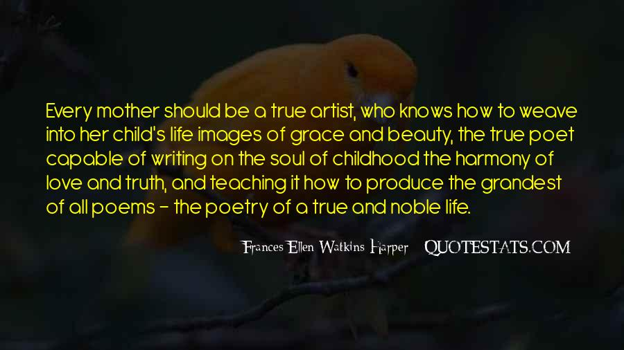 Child Artist Sayings #1523432