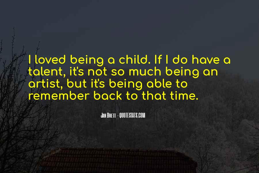 Child Artist Sayings #1629766