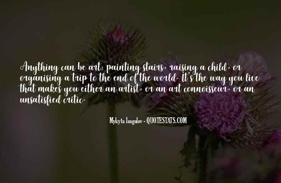 Child Artist Sayings #442519