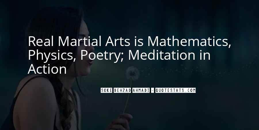 Arts Quotes And Sayings #1134550
