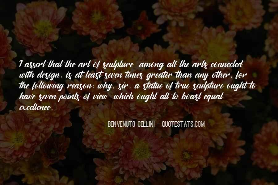 Arts Quotes And Sayings #1726632