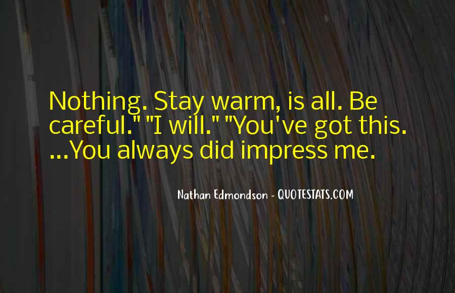 Stay Warm Sayings #222122