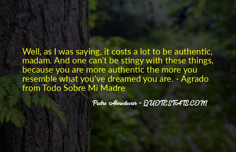 Authentic Spanish Sayings #1132114
