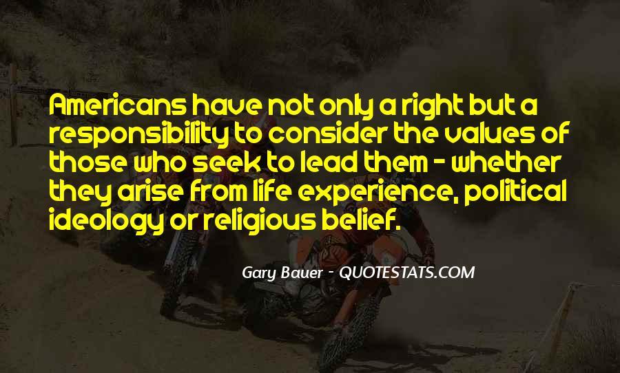 Life Values Sayings #133585