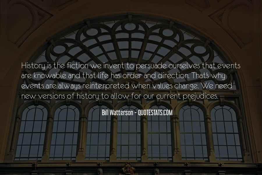 Life Values Sayings #167486
