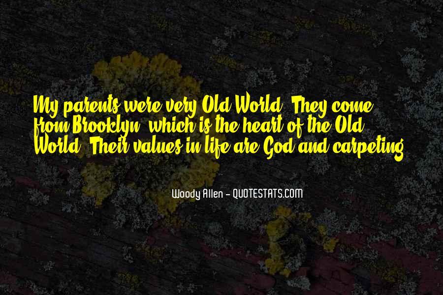Life Values Sayings #215547