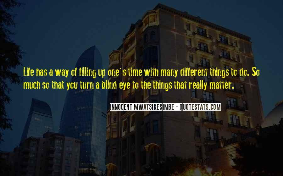 Life Values Sayings #233651