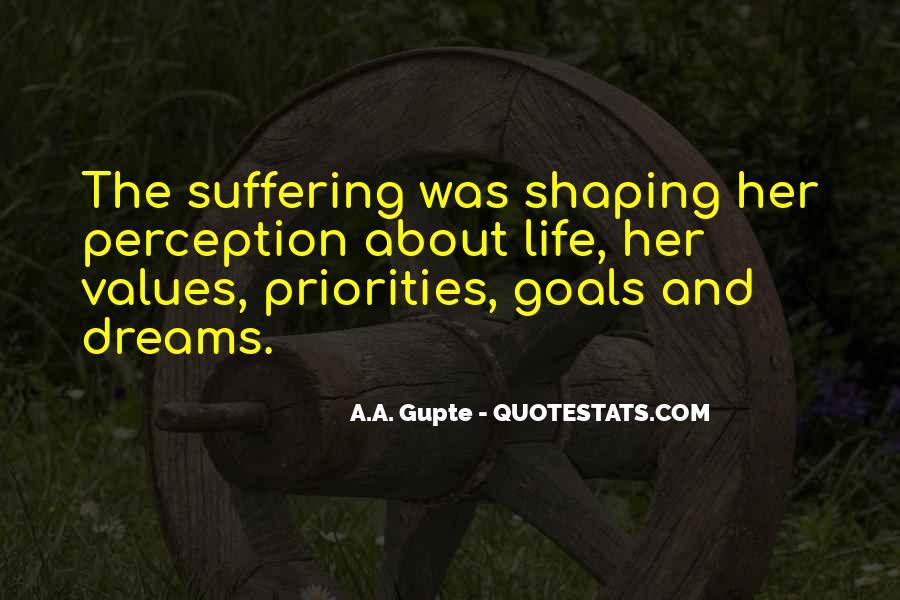 Life Values Sayings #237393