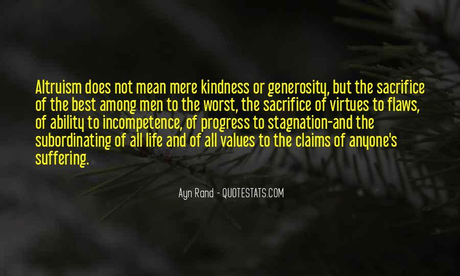 Life Values Sayings #240761