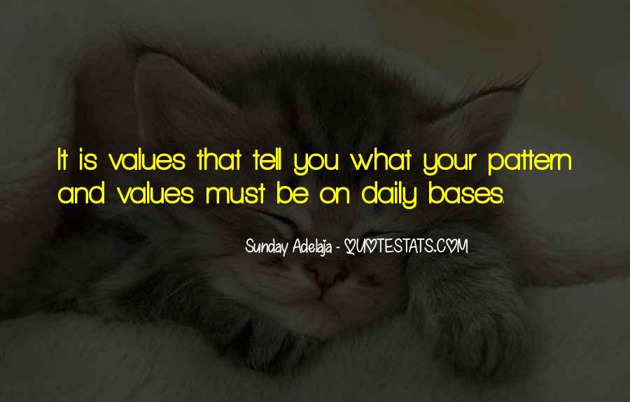 Life Values Sayings #253933