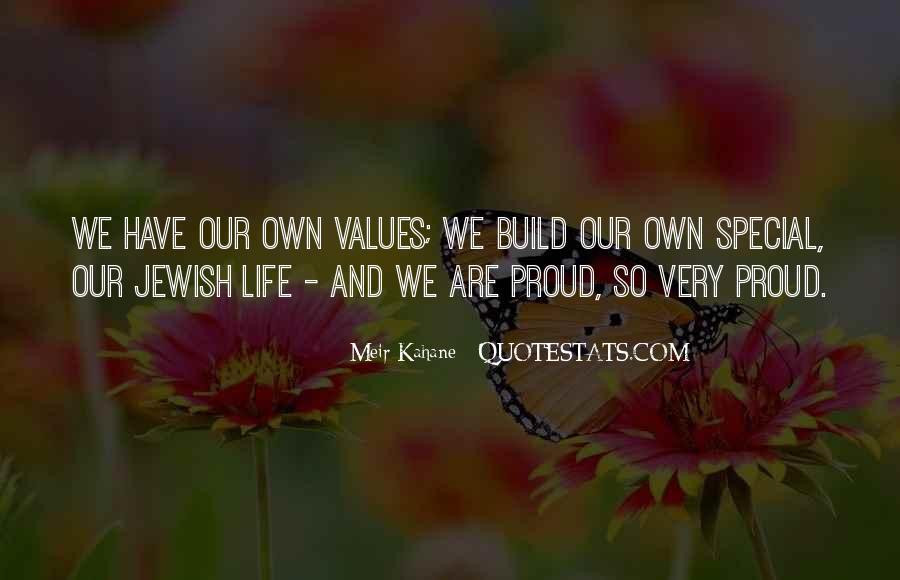 Life Values Sayings #29576