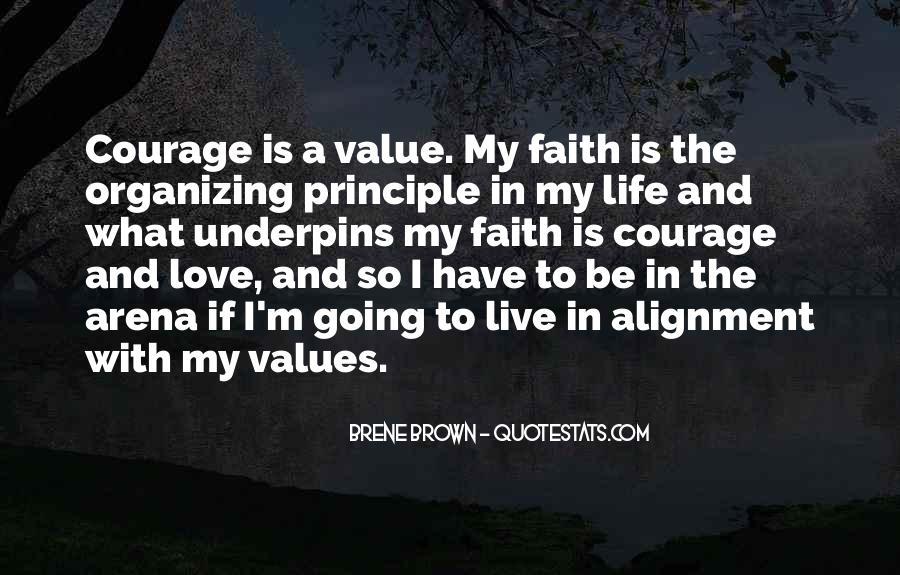 Life Values Sayings #30370
