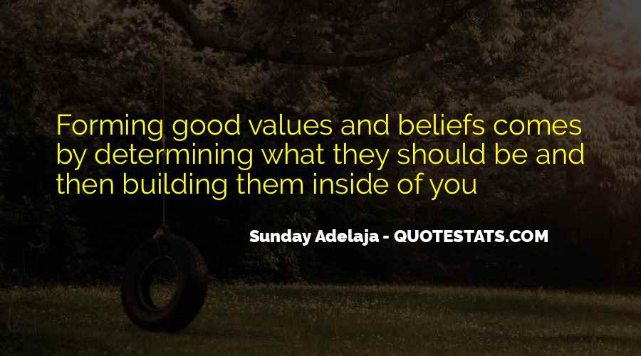 Life Values Sayings #30859