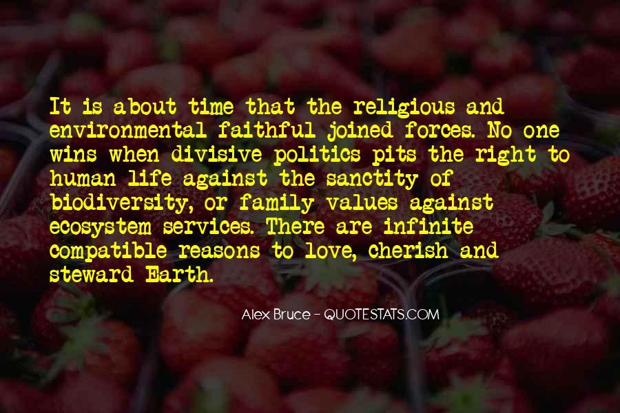 Life Values Sayings #60393