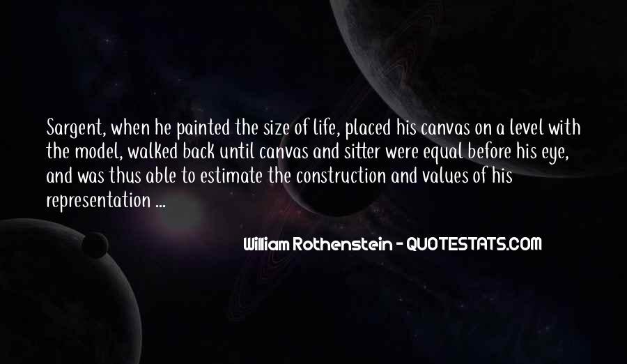 Life Values Sayings #8740