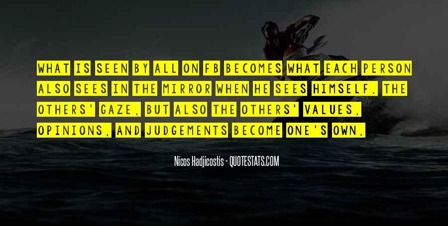 Life Values Sayings #92131