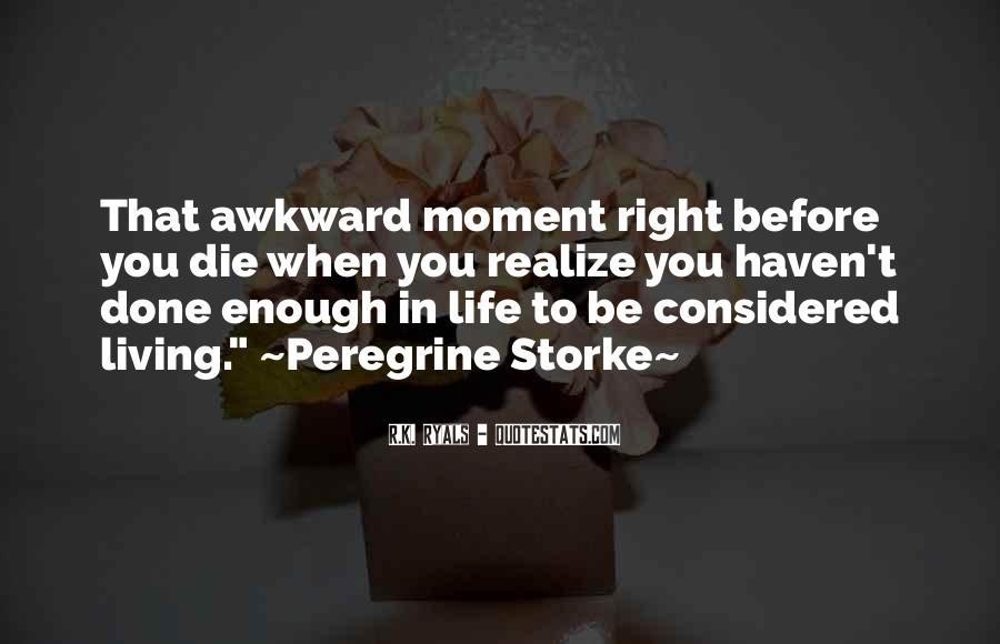 Awkward Moment Sayings #1112729