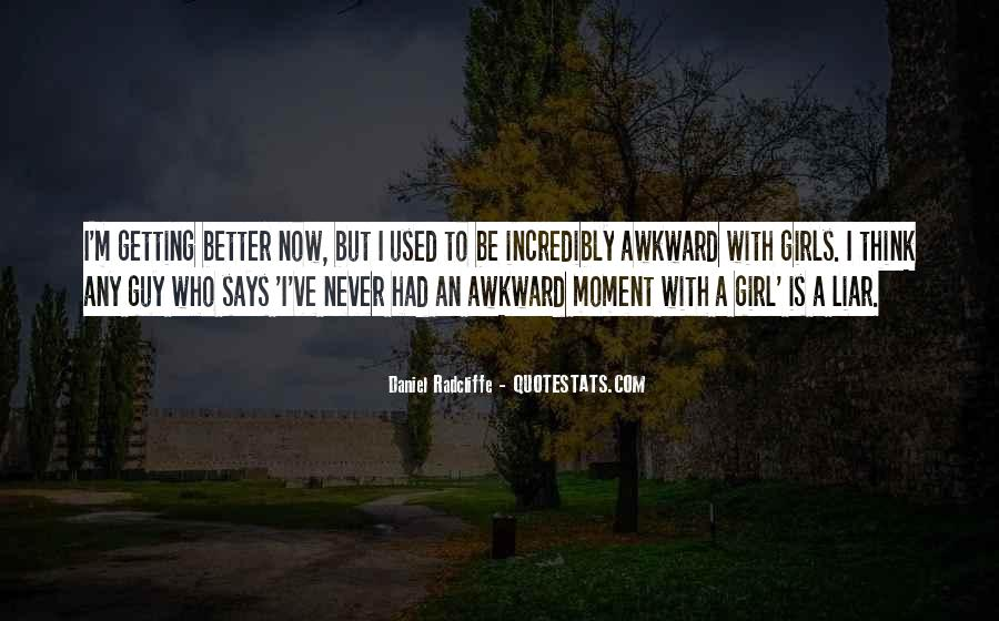 Awkward Moment Sayings #1698575
