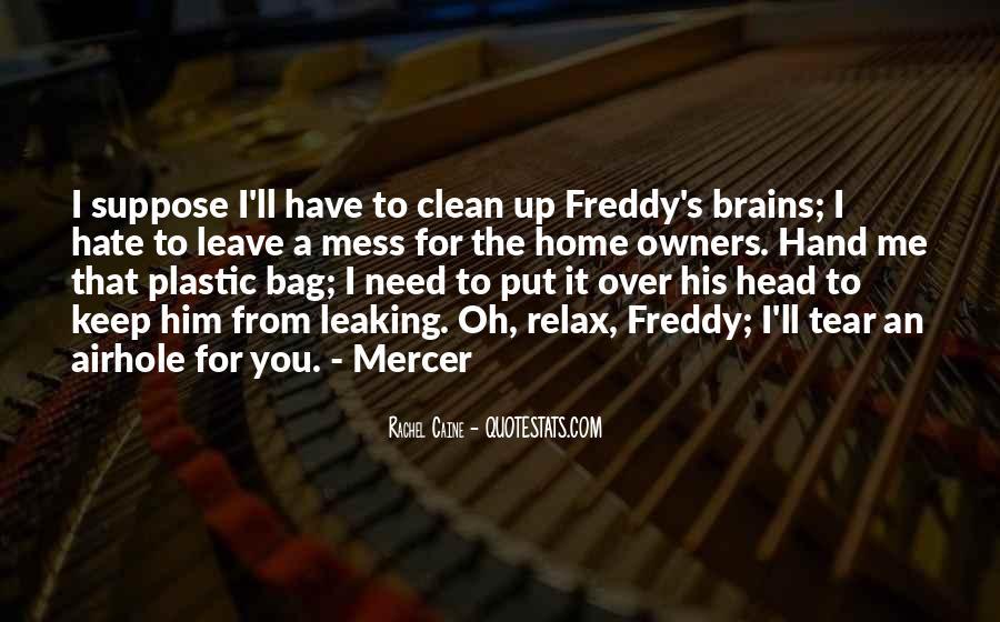 Keep It Clean Sayings #1216899