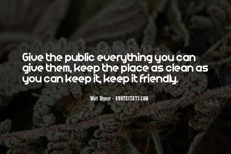 Keep It Clean Sayings #1666657