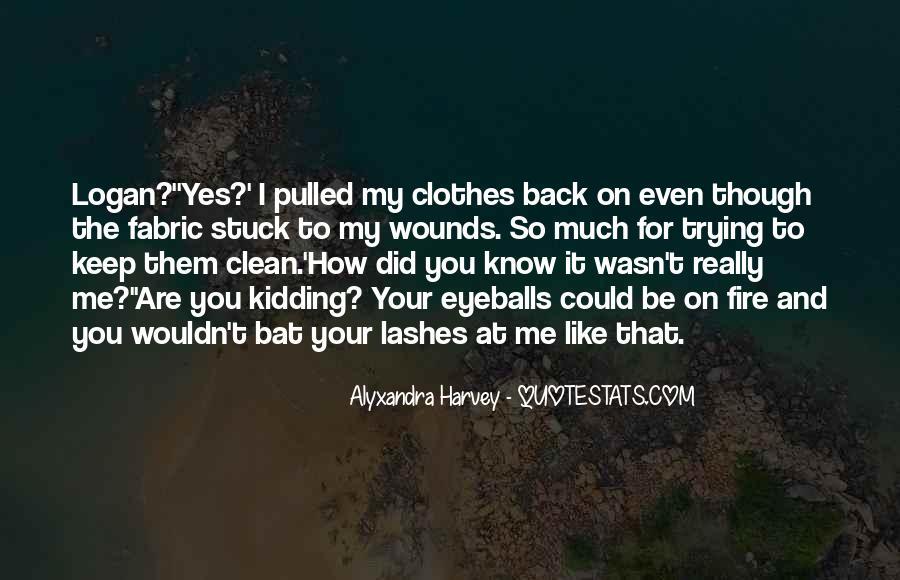 Keep It Clean Sayings #404329