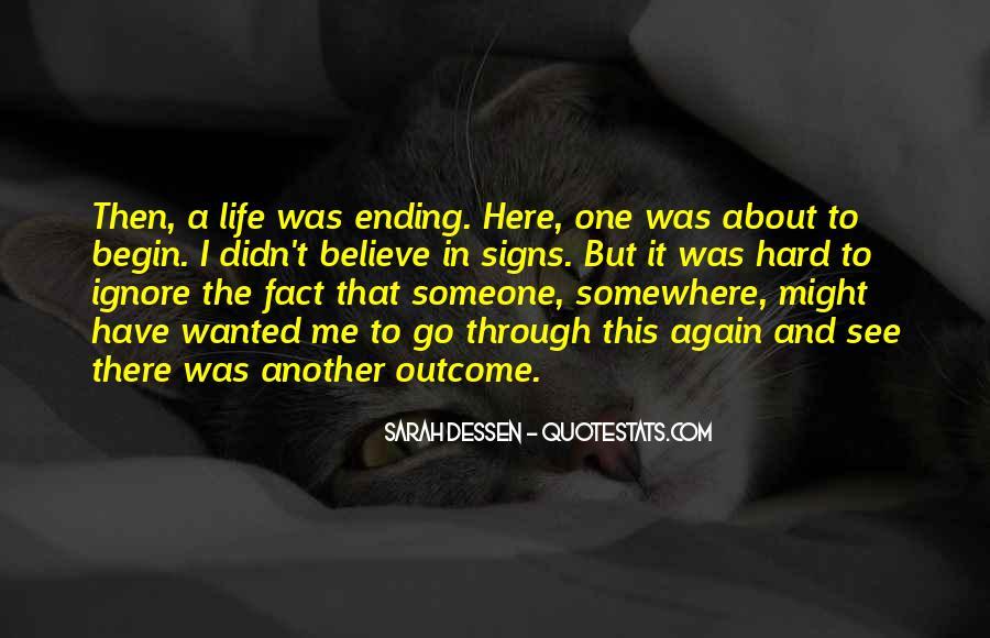 Begin Life Sayings #110423