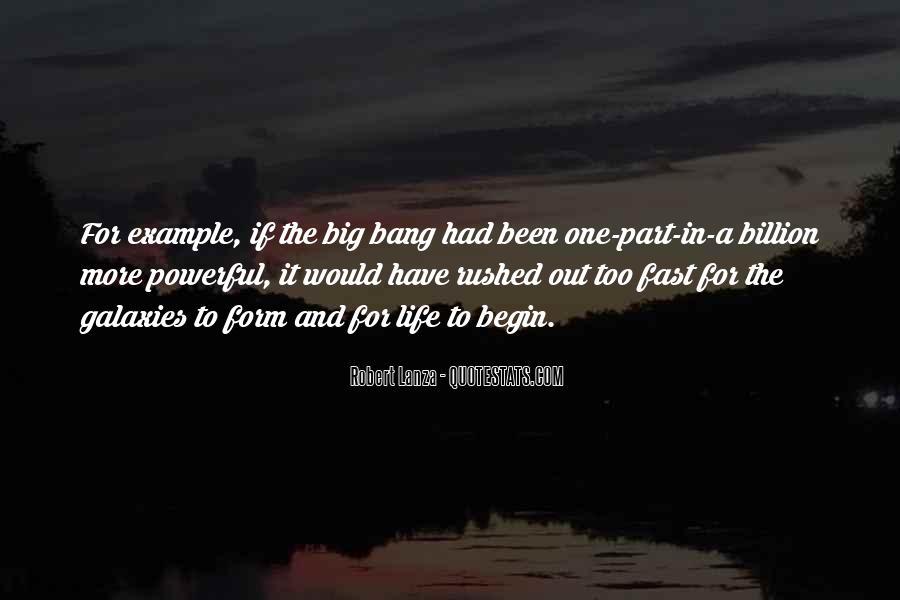 Begin Life Sayings #128926