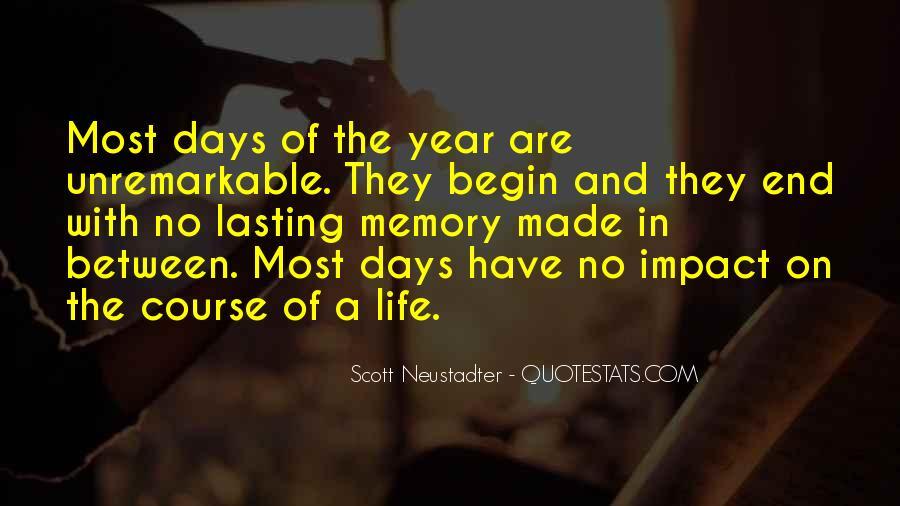 Begin Life Sayings #43461
