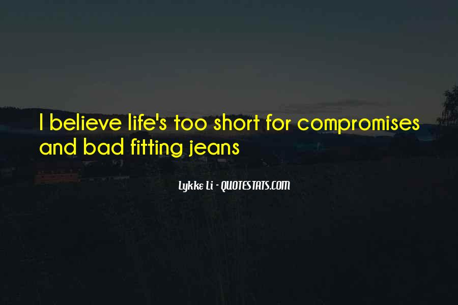 Short Believe Sayings #89000