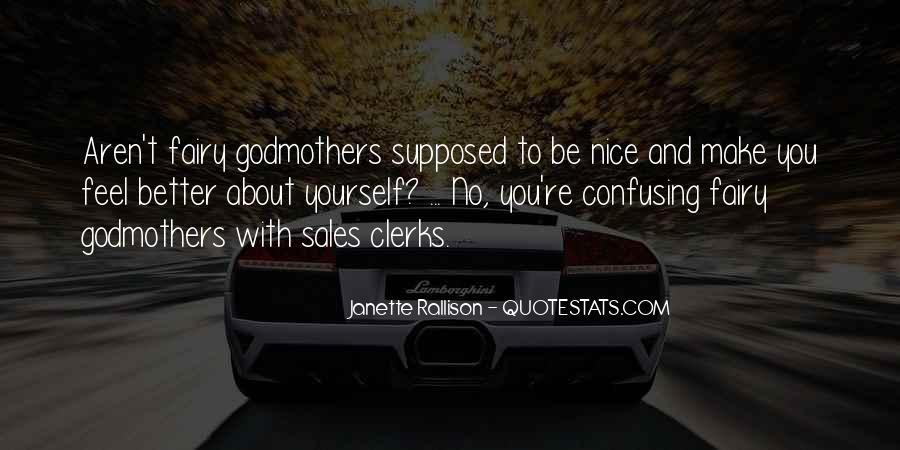 Nice Feel Better Sayings #1262998