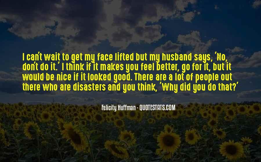 Nice Feel Better Sayings #579931