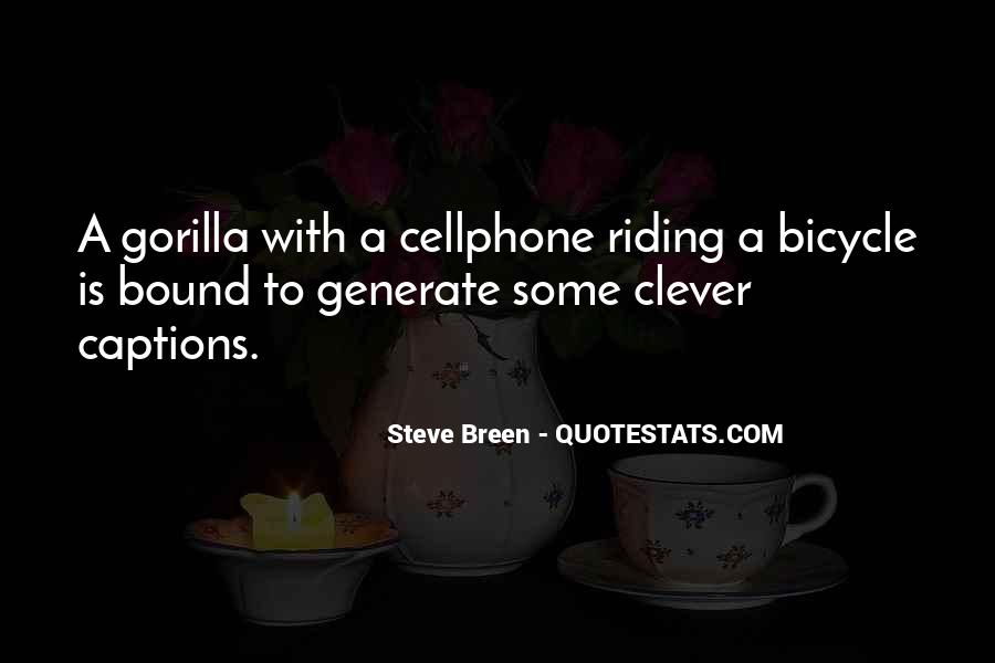 Clever Bicycle Sayings #250044