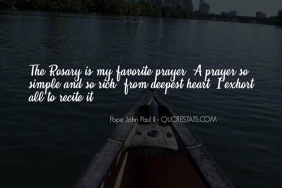 Quotes About Rosary #1175288