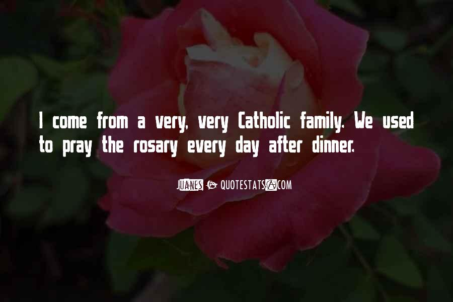Quotes About Rosary #1574950