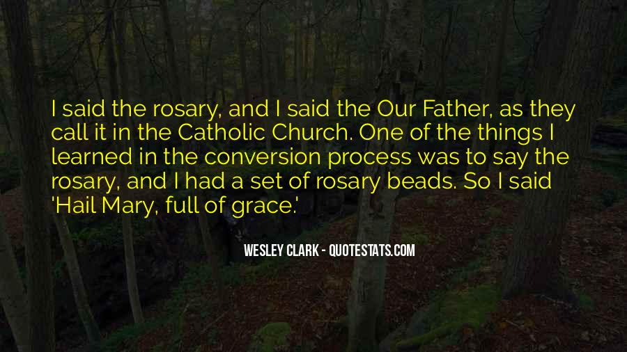 Quotes About Rosary #269733