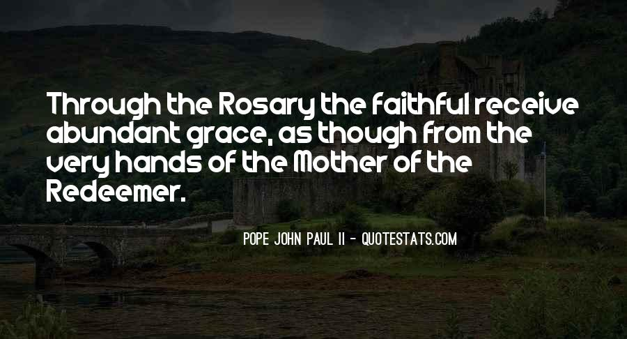 Quotes About Rosary #292028