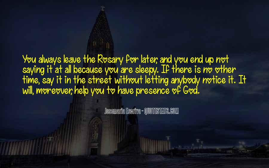 Quotes About Rosary #637803
