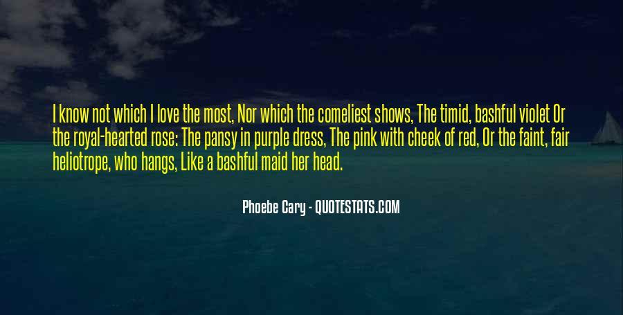 I Love Pink Sayings #1851401