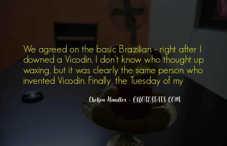 Basic Brazilian Sayings #349379