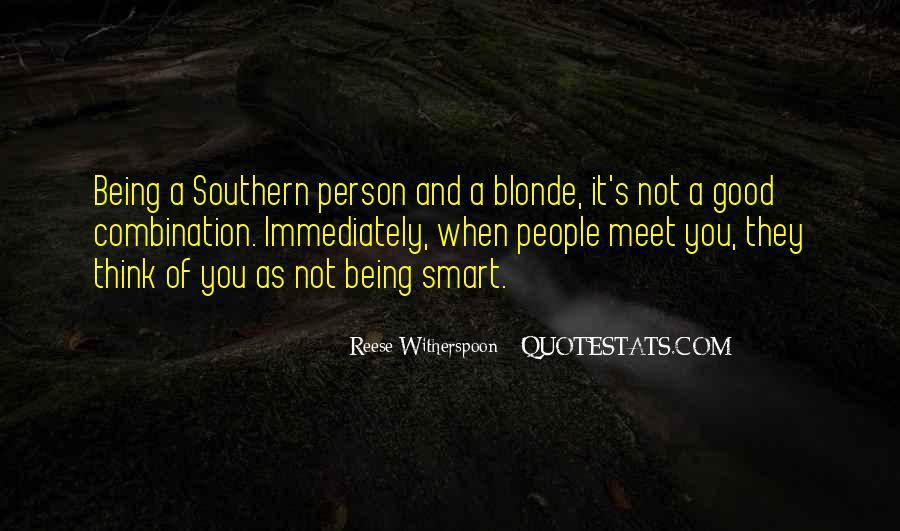 Good Blonde Sayings #277178