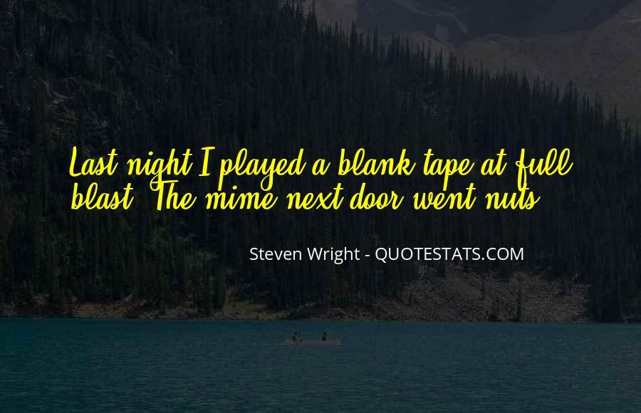 You Blank My Blank Sayings #109469
