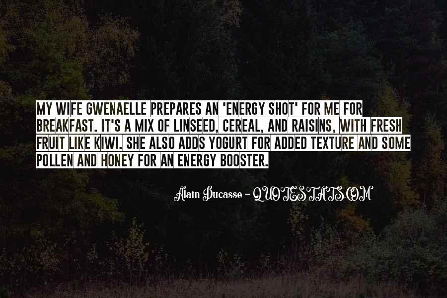 Energy Booster Sayings #781505