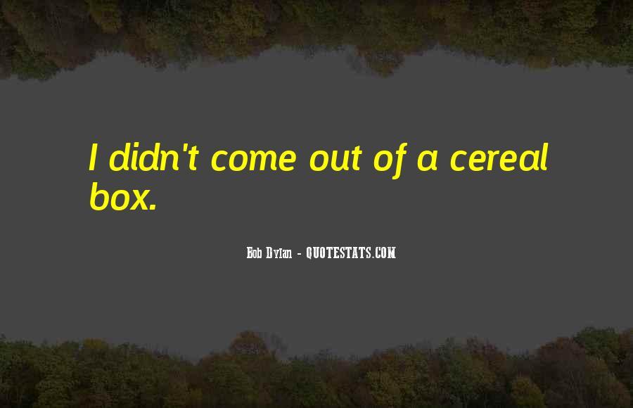 Cereal Box Sayings #1762580